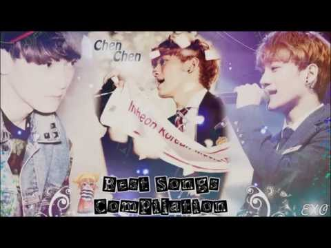 Chen (EXO) - Collection Of The Best Songs