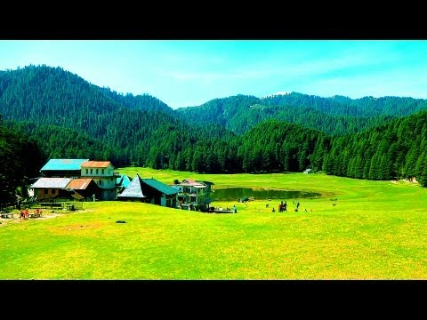खज्जियार-khajjiar-mini-switzerland-of-india-chamba,himachal.