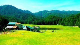 खज्जियार Khajjiar-Mini Switzerland Of India-Chamba,Himachal.