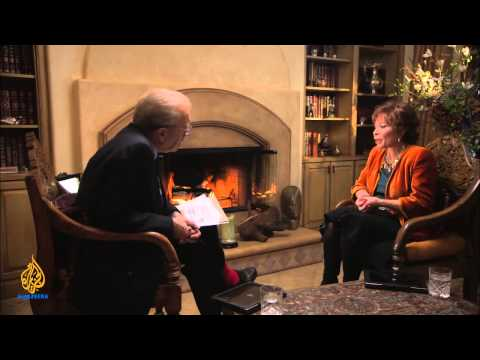 The Frost Interview - Isabel Allende: 'Forever A Foreigner'