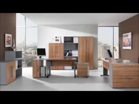 Интерьер офисной мебели