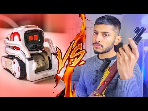 Artificial Intelligence vs Human Intelligence #AnkiCozmoPart2