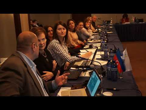 "Media training of EU Project ""Covenant of Mayors - East"", Tbilisi 2017"