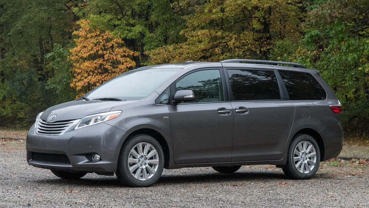 Top Acceleration 2017 Toyota Sienna Awd Premium Towing Capacity