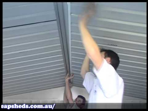 Cheap Sheds  Garden Sheds  Absco Roof Construction  YouTube