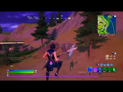 Fortnite road to champions league - YouTube