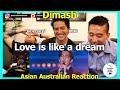 Dimash - Love is like a dream Reaction   Димаш - Любовь похожая на сон   ADU