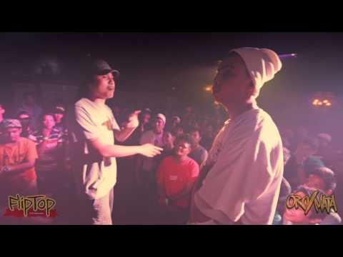 FlipTop - Sak Maestro vs Sayadd