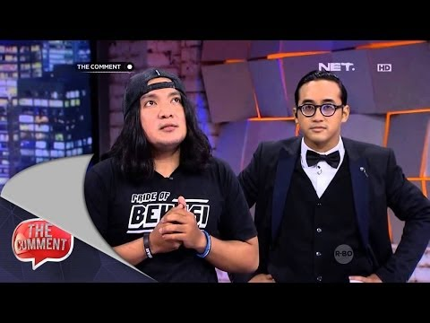 The Comment - Bintang Stand Up Comedy