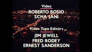 The Bold and the Beautiful long closing credits 1996 (HD)