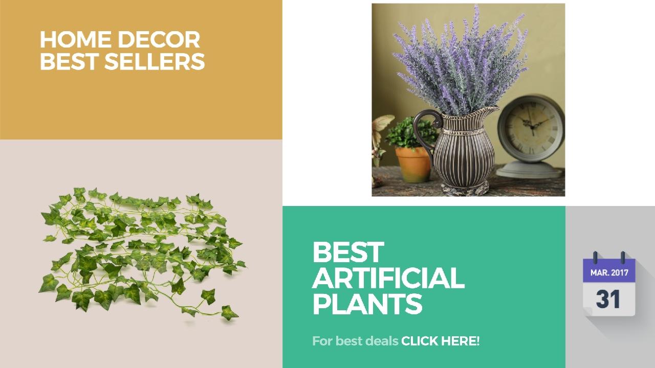 best artificial plants home decor best sellers youtube best artificial plants home decor best sellers