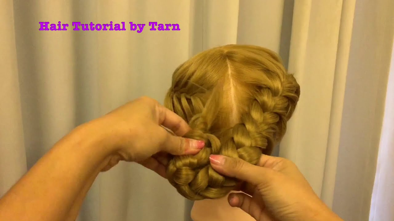 How to Beautiful Braided Hairstyles
