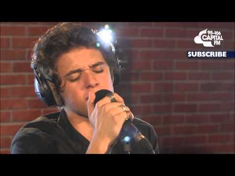 Bradley Simpson best vocals