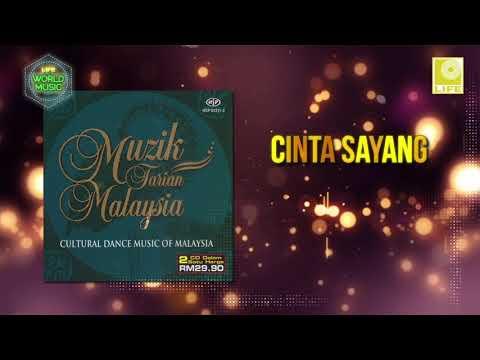 Muzik Tarian Malaysia - Cinta Sayang