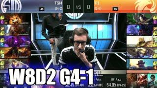 TSM vs Phoenix1 | Game 1 S6 NA LCS Summer 2016 Week 8 Day 2 | TSM vs P1 G1 W8D2 1080p