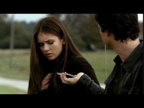 Damon & Elena 1x11 (scene 2)
