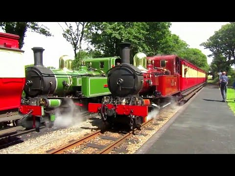 Isle Of Man Steam Railway - July 2017