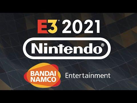 Nintendo Direct + Treehouse, Bandai Namco & More E3 2021 Showcases Livestream | Summer of Gaming