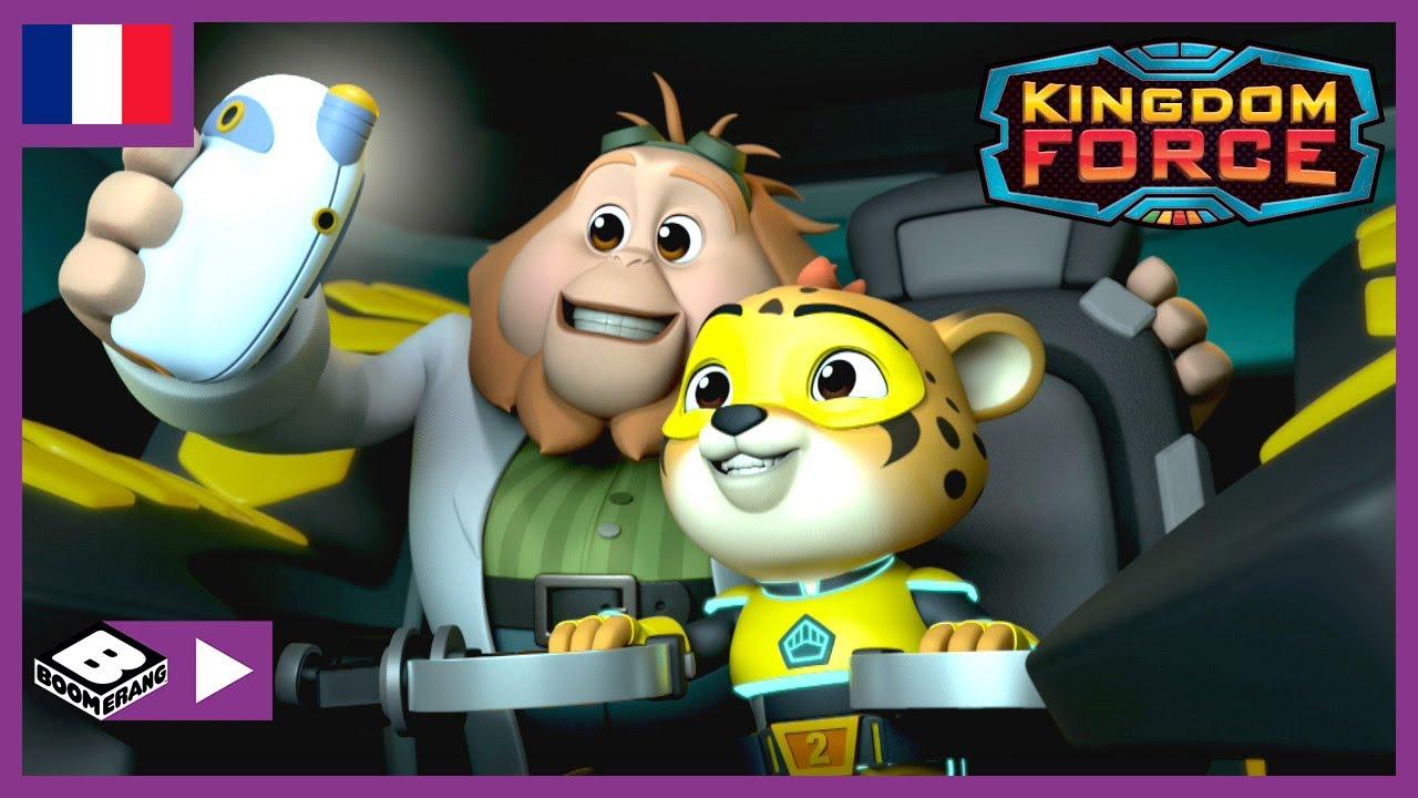 Kingdom Force, La Force des Royaumes 🇫🇷 | Le Démon de minuit