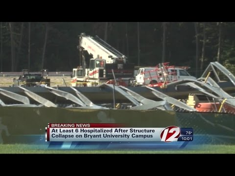 Bryant University Collapse Cut-In