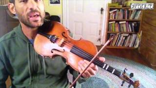 How to Get A Good Sound on the Fiddle and Violin