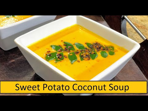 Reset Yourself Curried Yams Soup