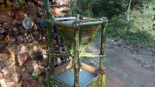 Survival Builder: Build Natural Water Filter Tank