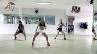 Coreografia Beijinho do Ombro Coreografa Carla Viviane