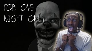 For One Night Only: Indie Horror  | SCARY ASS CLOWN!!!