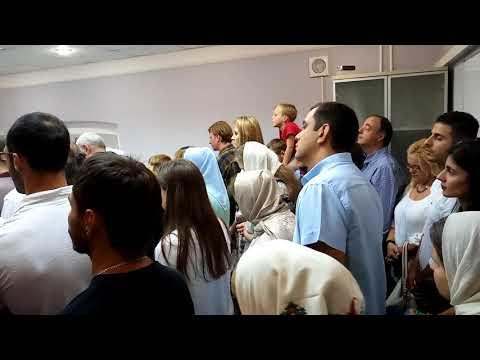 Смотреть Открытие и освящение Московской школы византийского пения Схолион Псалтикис онлайн