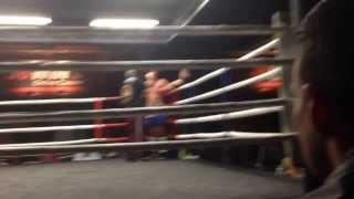 Vanbrabant Björn / Kick-box fight Capitol Gent 07.12.13
