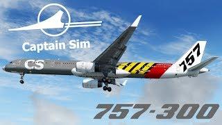 Captain Sim 757-300 Expansion | P3D v4