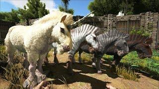 ARK: Survival Evolved - Уроки выживания. Урок 112. День лошади.