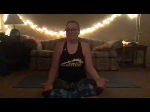 Candlight Yin Yang Yoga with Kate - 60 Minutes