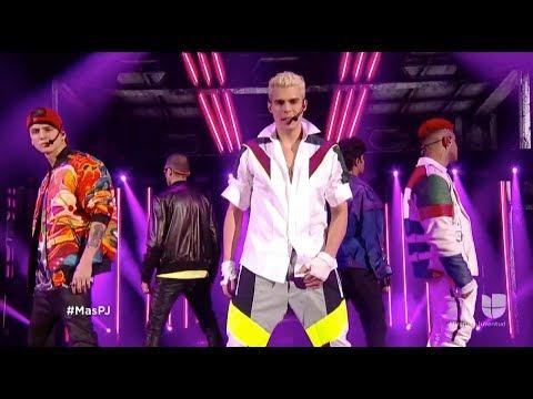 CNCO - De Cero | Premios Juventud 2019 Performance