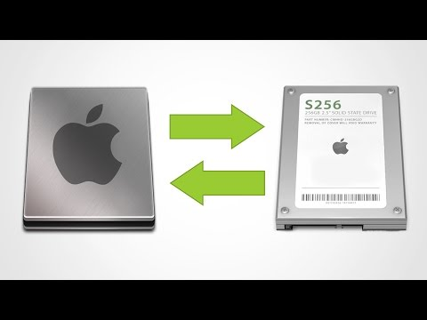 How to Clone Mac OS X to new HDD or SSD