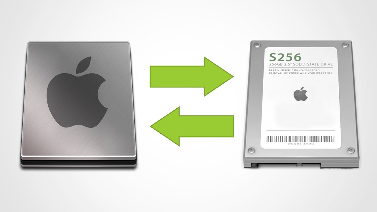 How to Clone Mac OS X to new HDD or SSD - YouTube