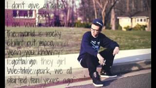 Logic - The Dream (Lyrics) [On Screen]