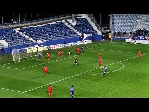 Les 6 buts SCB-ASSR par Sporting Club de Bastia  TV