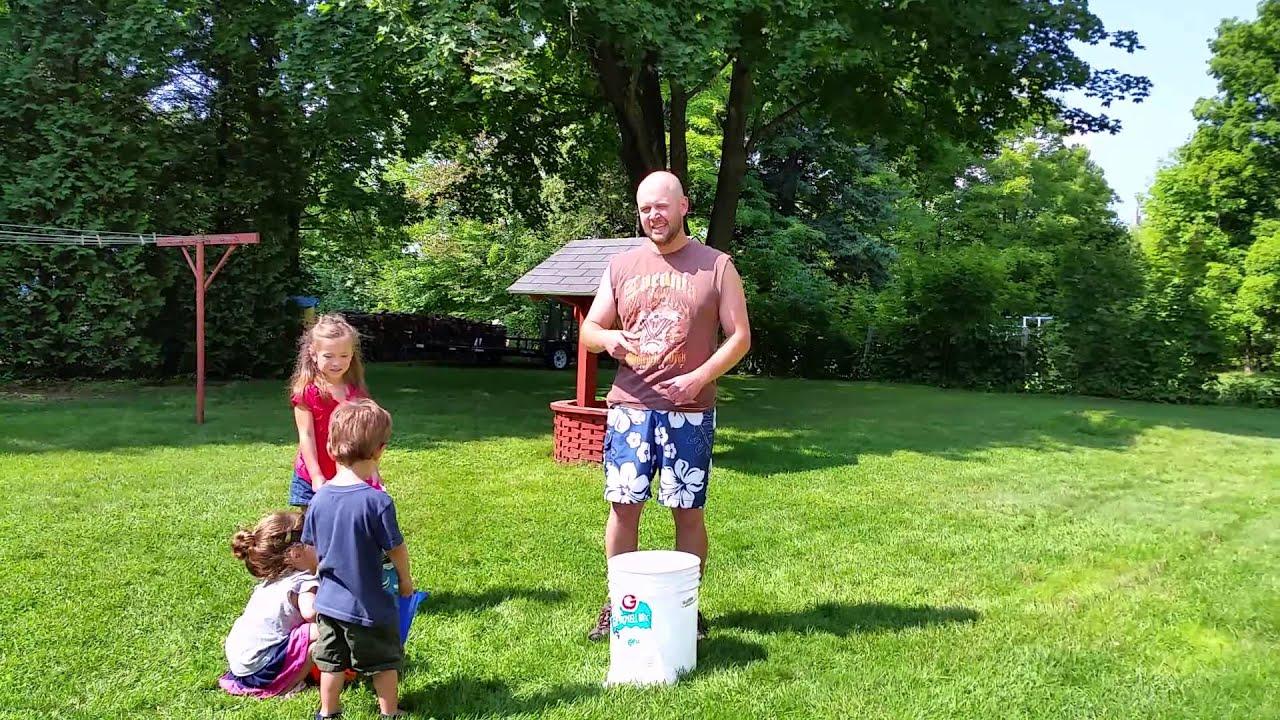 Ice Bucket Challenge for ALS - YouTube