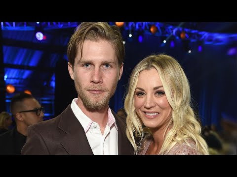 Billy and Julie - TRENDIN WITH TRISTAN: Kaley Cuoco Talks About Her Hubby