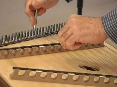 Tuning the Hammered Dulcimer part 2