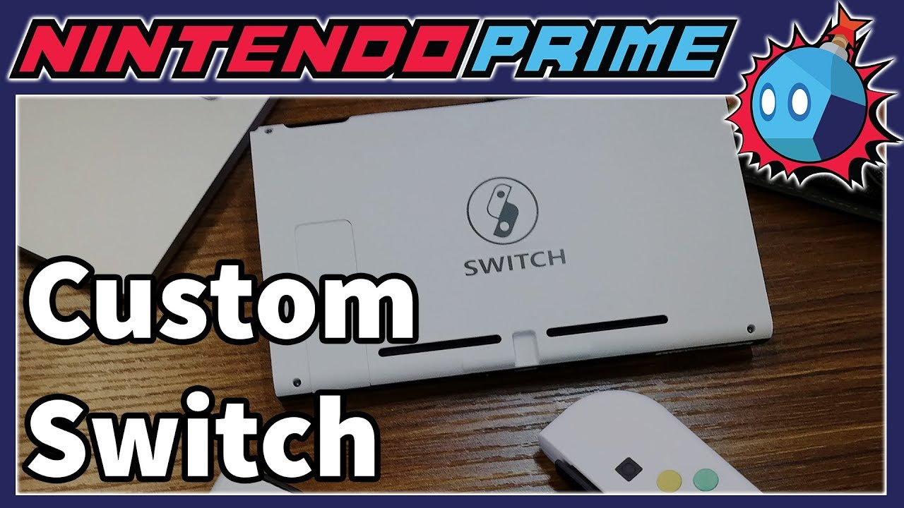 Repeat How to Change Out Your Nintendo Switch Backplate by