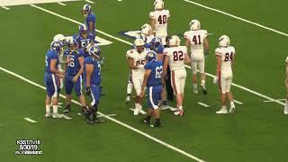 SSHS Wildcat Football 8 30 19 Frisco Wakeland
