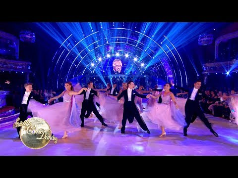 A tribute to Sir Bruce Forsyth - Strictly Come Dancing 2017: Launch