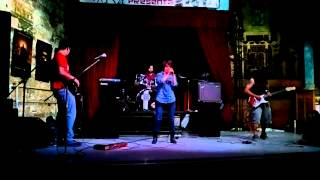 """Huir"" RED ULALUME, comic rock show, 4to aniversario cuidad radio"
