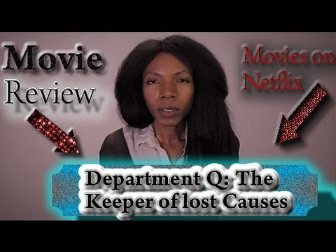 Department Q. The Keeper of Lost Causes- Movie Review