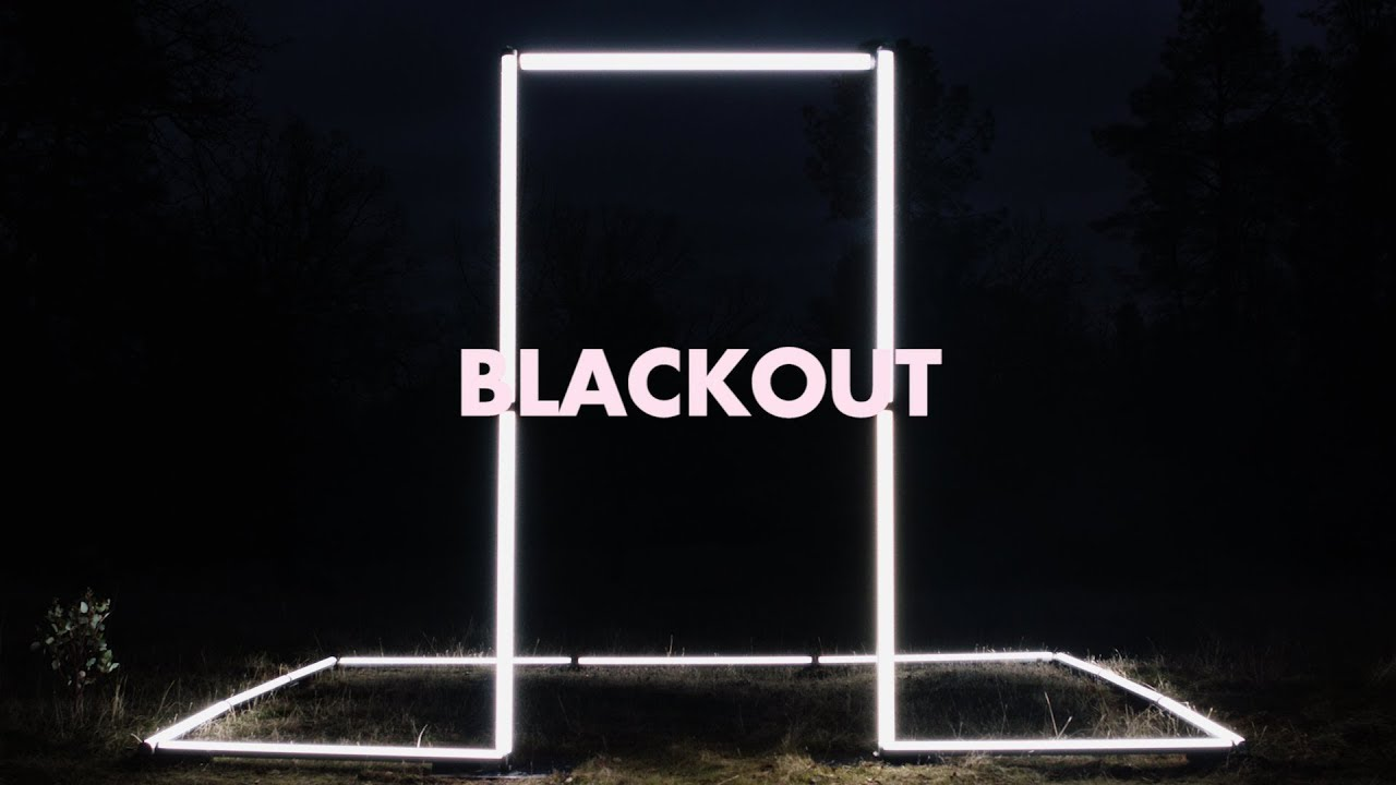 Blackout Official Lyric Video Steffany Gretzinger