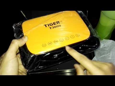شرح تحميل تطبيقات الاندرويد على تايجر T3000 Extra  4k | FunnyCat TV