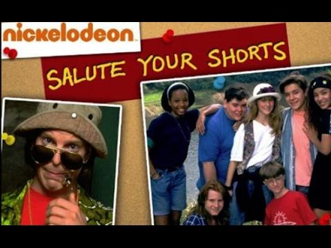 Nickelodeon Salute Your Shorts Reunion Cast Interviews (WaldenPonders.com)